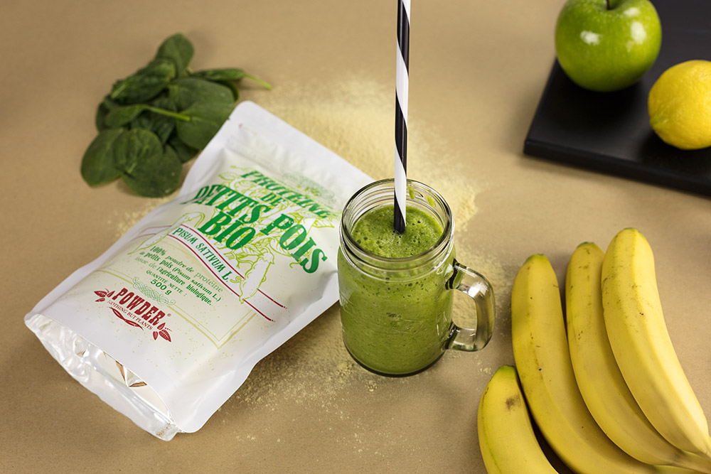 Receta Green Smoothie Detox